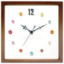 PQ-1011 K-Art 掛時計 Paper Quilling Clock PQ1011KART