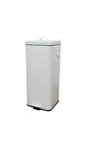 ゴミ箱 スクエア ペダル式 30L