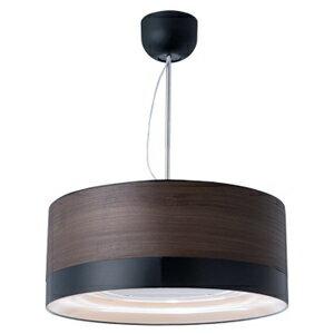innoinno クーキレイ LEDダイニング照明 ウッドブラック C-FUL501-WBKの写真