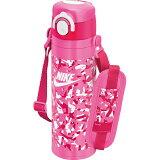 サーモス ナイキ ハイドレーションボトル 0.5L ピンク JNU-500N