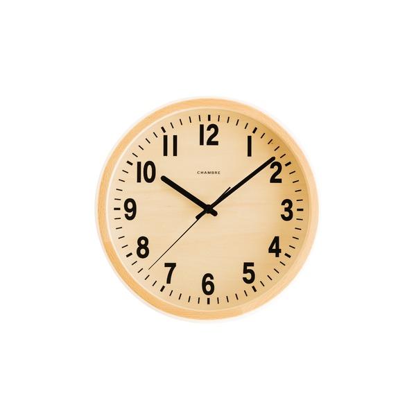 掛け時計 パブリッククロック インターゼロ CHAMBRE CH-027の写真