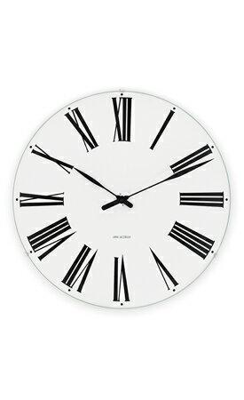 アルネ・ヤコブセン 43642 Roman Clock  ローマン クロック 29センチ  腕時計の写真