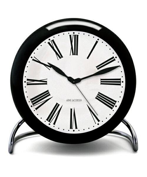 アルネ・ヤコブセン 43671 Table Clock  ローマン1939 腕時計の写真