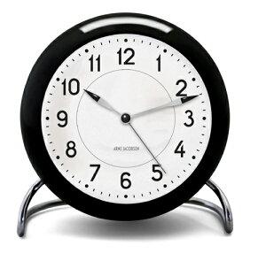 アルネ・ヤコブセン 43672 Table Clock  STATION1943 腕時計の写真