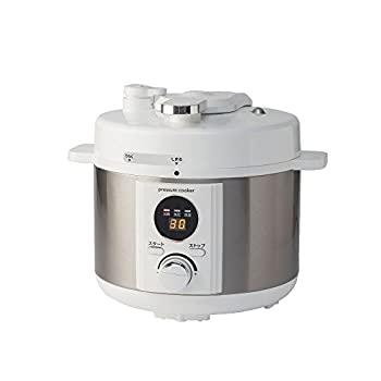 livcetra 電気圧力鍋   lpc-t20/wの写真