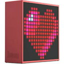 DIVOOM TECHNOLOGY Wise Tech TIMEBOX-EVO RED
