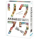 AKB48 リクエストアワーセットリストベスト200 2014(200~101ver.)スペシャルBlu-ray BOX/Blu-ray Disc/AKB-D2222