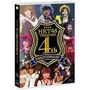 HKT48劇場4周年記念特別公演/Blu-ray Disc/HKT-D0022