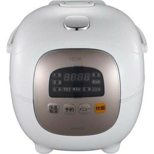 ネオーブ 炊飯器 3.5合(0.63L) NRM-M35A(1台)の写真