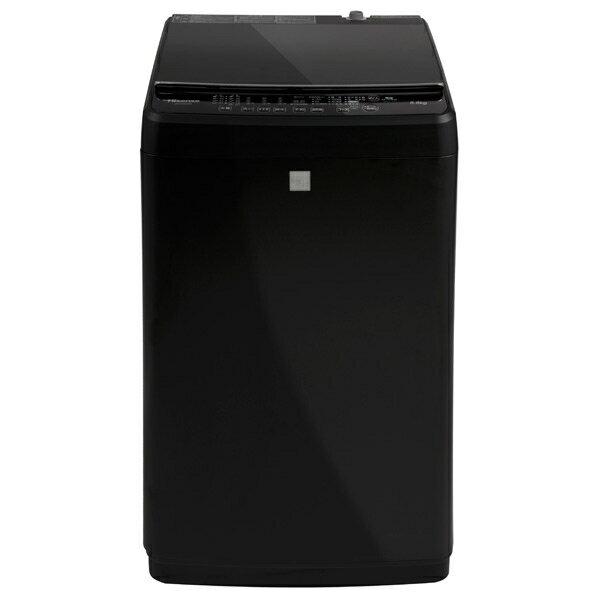 ハイセンス 5.5kg全自動洗濯機 keyword マットブラック HW-G55E5KKの写真