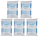 凍結防止剤 融雪剤 塩化カルシウム 粒状タイプ 25kg画像