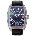 ディンクス 腕時計 ご当地三浦 岡山県 桃とデニムと晴れの国モデル FM04NK-OKYBK画像