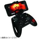 マッドキャッツ ワイヤレスゲームパッド Bluetooth・iOS Micro C.T.R.L.i Mobile Game pad ブラック MFi認証 MC-MCTRLI-BKZ
