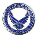 チャレンジコイン U.S.エアフォース 紋章 記念メダル デジスト