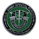 チャレンジコイン 米陸軍特殊部隊 記章 記念メダル Challenge Coin デジスト
