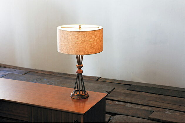 ACME Furniture BETHEL TABLE LAMP テーブルランプの写真