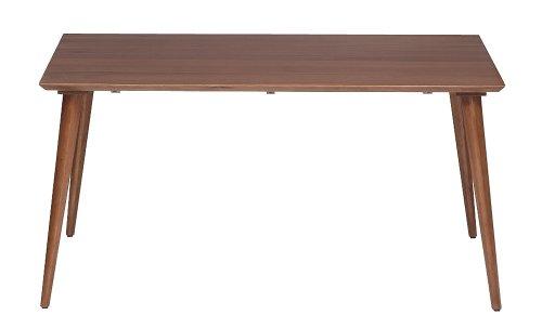 ACME Furniture アクメファニチャー CARDIFF DINING TABLE WALNUT カーディフ ダイニングテーブル WALNUT 幅150cm  口 B00IIZ16FW