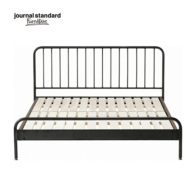 journal standard furniture ジャーナルスタンダードファニチャー sens bed double サンク ベッドフレーム ダブルサイズ   b00jn5a yの写真