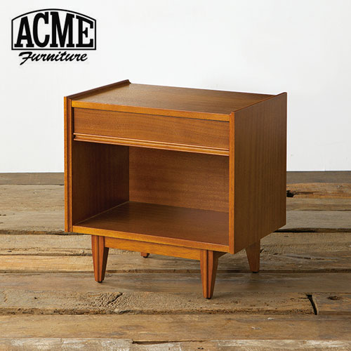 acme furniture trestles night stand