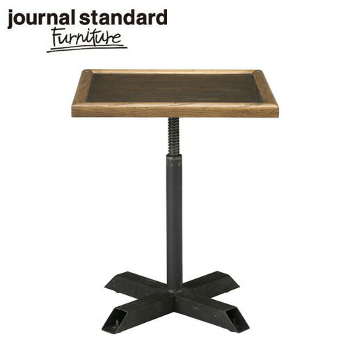 journal standard Furniture  BOND WORK SIDE TABLE 口 ボンド テーブル ライトブラウンの写真