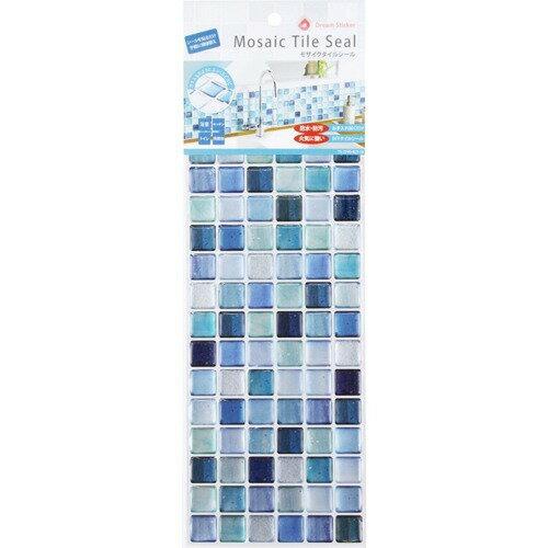 Dream Sticker タイルシール N-ブルー ALT-10(1コ入)