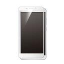 Deff Hybrid 3D Glass Screen Protector for ZenFone3 Laser (ZC551KL) White DG-ZC551G2FWH