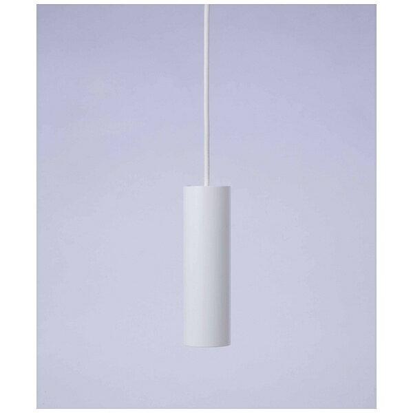 オリンピア照明  LED1灯円筒ペンダント MotoM MPN04WHの写真