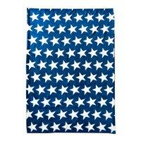 フリースブランケット 星柄  100×140cm   66606