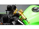 Dimotiv ステアリングダンパーマウントキット カラー:ブラック NINJA250 ニンジャ250