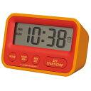 MONDO 時計付タイマー オレンジ DK01-OR