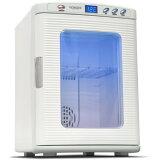 ベルソス ポータブル温冷庫(AC/DC電源) 25L ホワイト VS-404