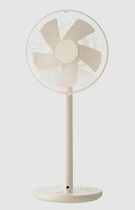 プラマイゼロ 扇風機 補助翼扇風機 DCファン XQS-Y620(C)