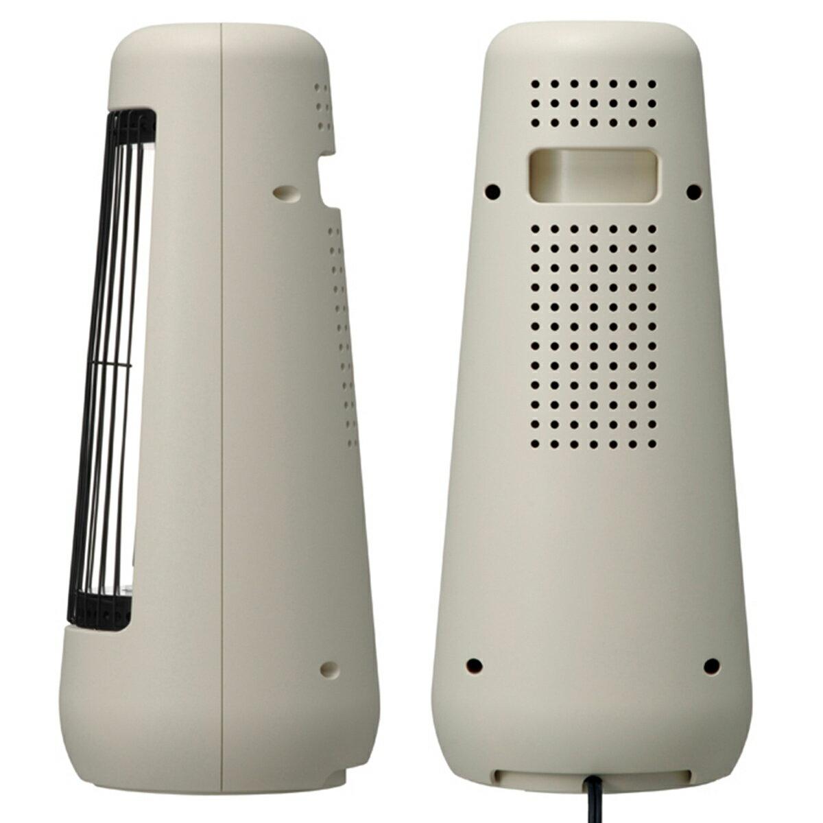 プラマイゼロ カーボンヒーター 電気ストーブ XHS-Y210-Cの写真