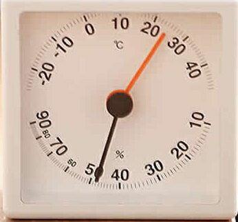 ±0 プラスマイナスゼロ ZZS-R010-W 温度・湿度計 (ホワイト)