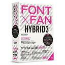 ポータル・アンド・クリエイティブ FONT x FAN HYBRID 3