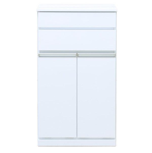 ISSEIKI パール ダストボックス 2D (ホワイト)