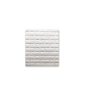 壁紙クッションレンガ壁8ミリ厚   購入 極厚リメイクシート 3d立体壁紙シールの写真
