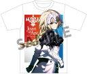 フェイト アポクリファ フルグラフィックTシャツ ジャンヌ・ダルク/XLサイズ 再販 ホビーストック