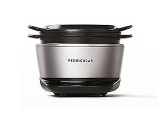 VERMICULAR RICEPOT MINI Debut RP19A-SV
