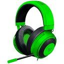 Razer KRAKEN PRO V2 GREEN OVAL画像