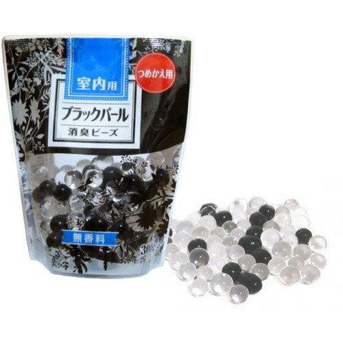 アクアリフレ ブラックパール消臭ビーズ 無香料 詰替用(300g)の写真