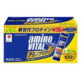 Ajinomoto/味の素 16AM2850 アミノプロテイン レモン味 スティック100本入り箱