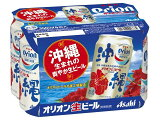 アサヒ オリオンドラフト 缶 350ml×6