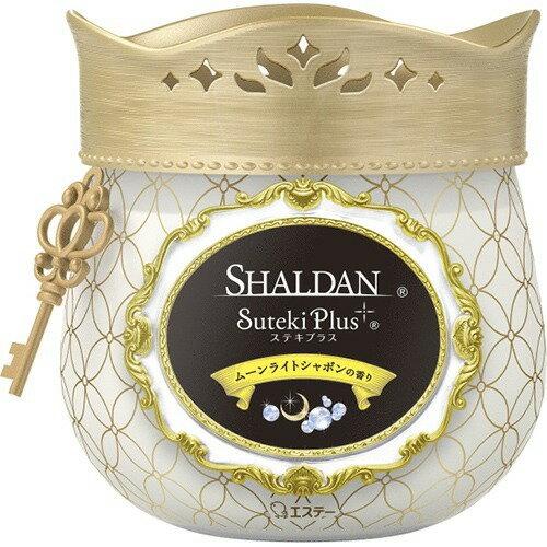 シャルダン SHALDAN ステキプラス 消臭芳香剤 部屋用 ムーンライトシャボンの香り(260g)