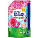アースガーデン おうちの草コロリ つめかえ ふんわりローズの香り(850mL) アース製薬