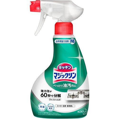 マジックリン キッチン用洗剤 ハンディスプレー(400ml)の写真