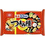 亀田製菓 つまみ種 10%増量 143g