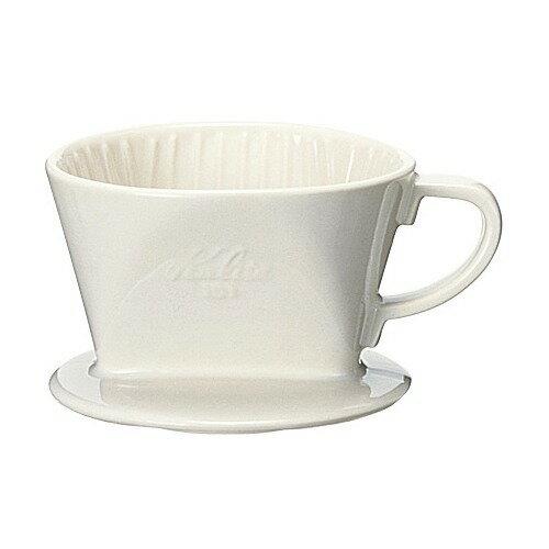 カリタ 陶器製コーヒードリッパー 101-ロト(1コ入)の写真