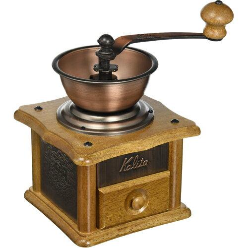 カリタ 手挽きコーヒーミル 銅板ミル AC-1(1コ入)の写真