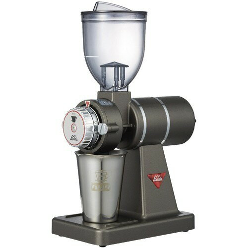 カリタ 電動コーヒーグラインダー ナイスカットG クラシックアイアン(1コ入)の写真